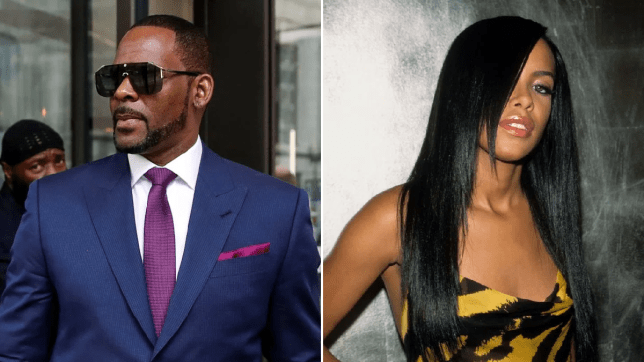 R Kelly is facing charges for bribing an official so he could marry Aaliyah when she was 15 years old