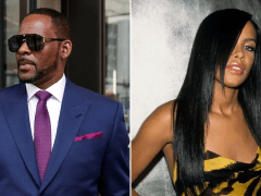 R Kelly is facing charges for bribing an official to marry Aaliyah when she was 15