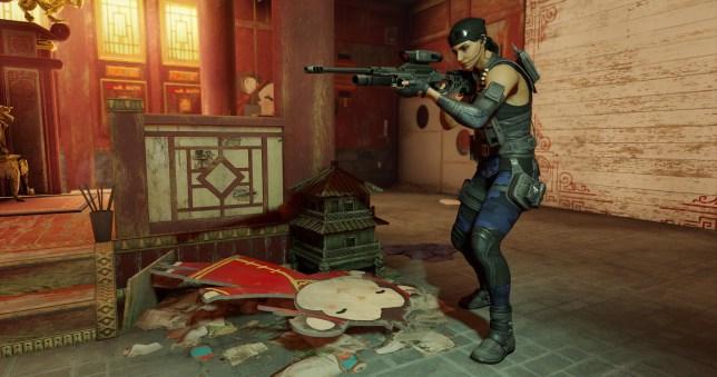 Rainbow Six Siege screenshot