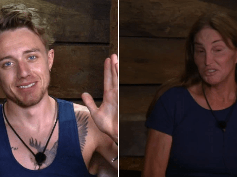 I'm A Celebrity's Caitlyn Jenner slammed by Roman Kemp for failing to use manners