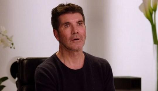 Simon Cowell on X Factor: The Band