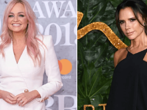 Victoria Beckham shares epic Spice Girls throwback for Emma Bunton's birthday because friendship never ends