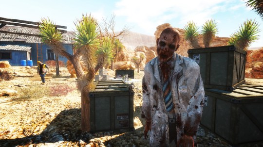 Arizona zombies