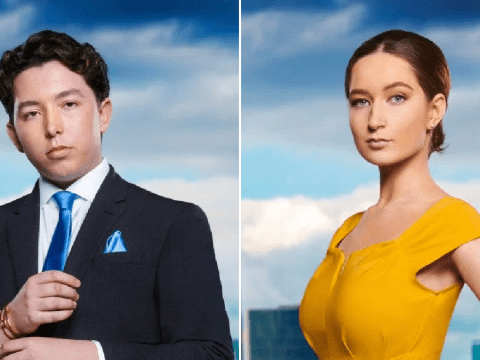 The Apprentice's Ryan-Mark Parsons shades Lottie Lion with 'vampire' dig as feud continues