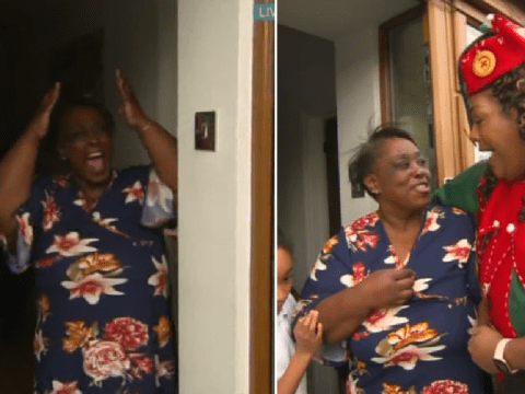 This Morning competition winner has priceless reaction to Alison Hammond's surprise visit