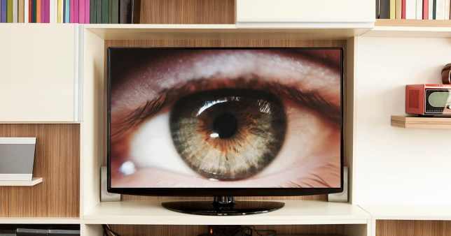 Is your smart TV snooping on you? (Image: Getty)