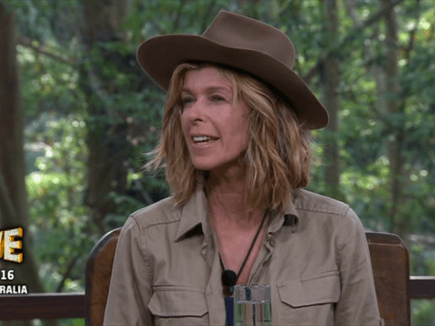 I'm A Celebrity: Kate Garraway backs Jacqueline Jossa to win as she's eliminated from series