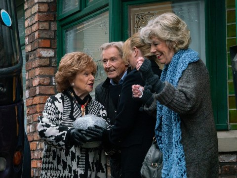 Coronation Street spoilers: Boss reveals Ken, Rita and Audrey returns