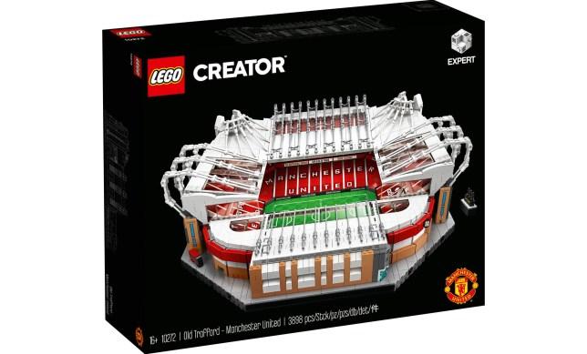 Lego Old Trafford set