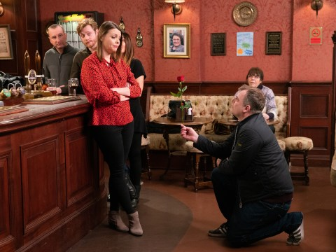 Coronation Street spoilers: Wedding drama for Steve McDonald as he proposes to Tracy Barlow again?