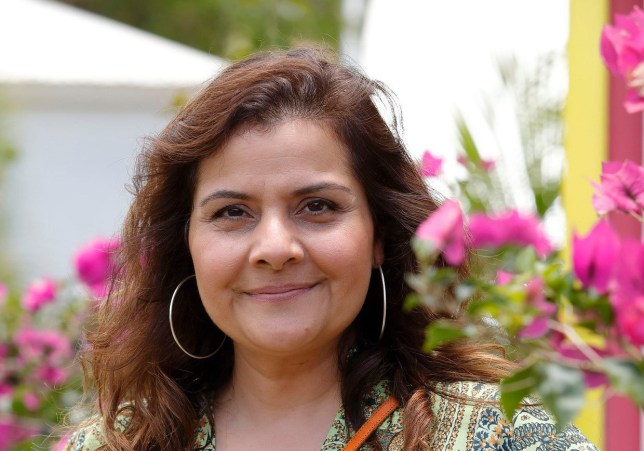 Nina Wadia in Death In Paradise