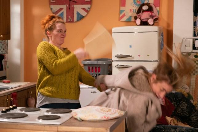 Coronation Street spoilers: Fiz Stape leaves Jade Rowan for dead in violent fight