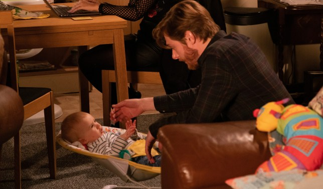 Bethany and Daniel in Coronation Street