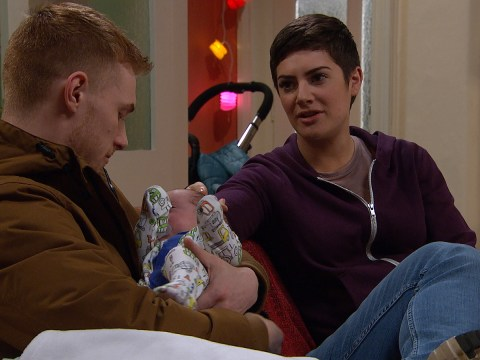 Emmerdale spoilers: Passion for Victoria Barton and Luke Posner?