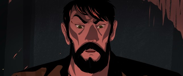 last of us animated short Joel