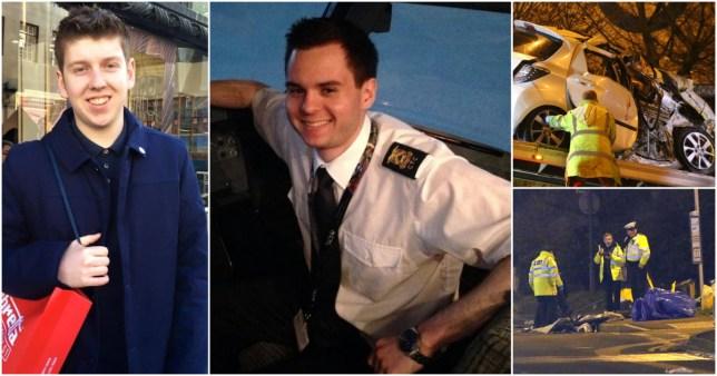BA crew killed in New Year's Eve crash