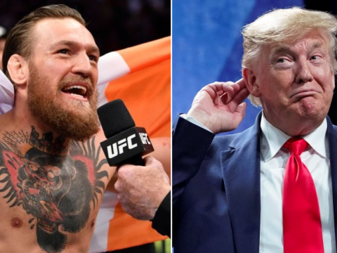 Donald Trump sends message to Conor McGregor after UFC star hails US president