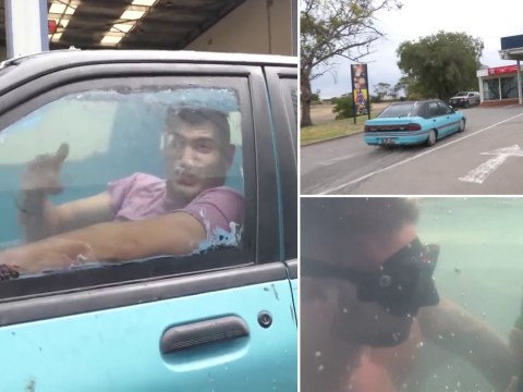 YouTuber RackaRacka faces court for underwater car stunt after joking: 'We'll just get arrested, right?'