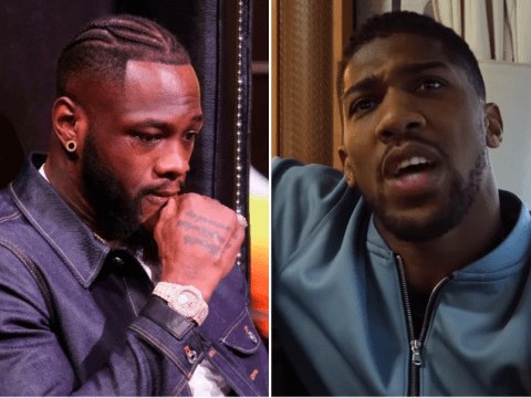 Anthony Joshua slams Deontay Wilder after axed promoter exposes WBC champion