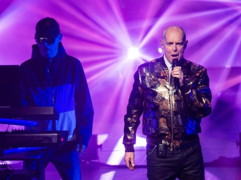 Pet Shop Boys think the acoustic guitar should be banned