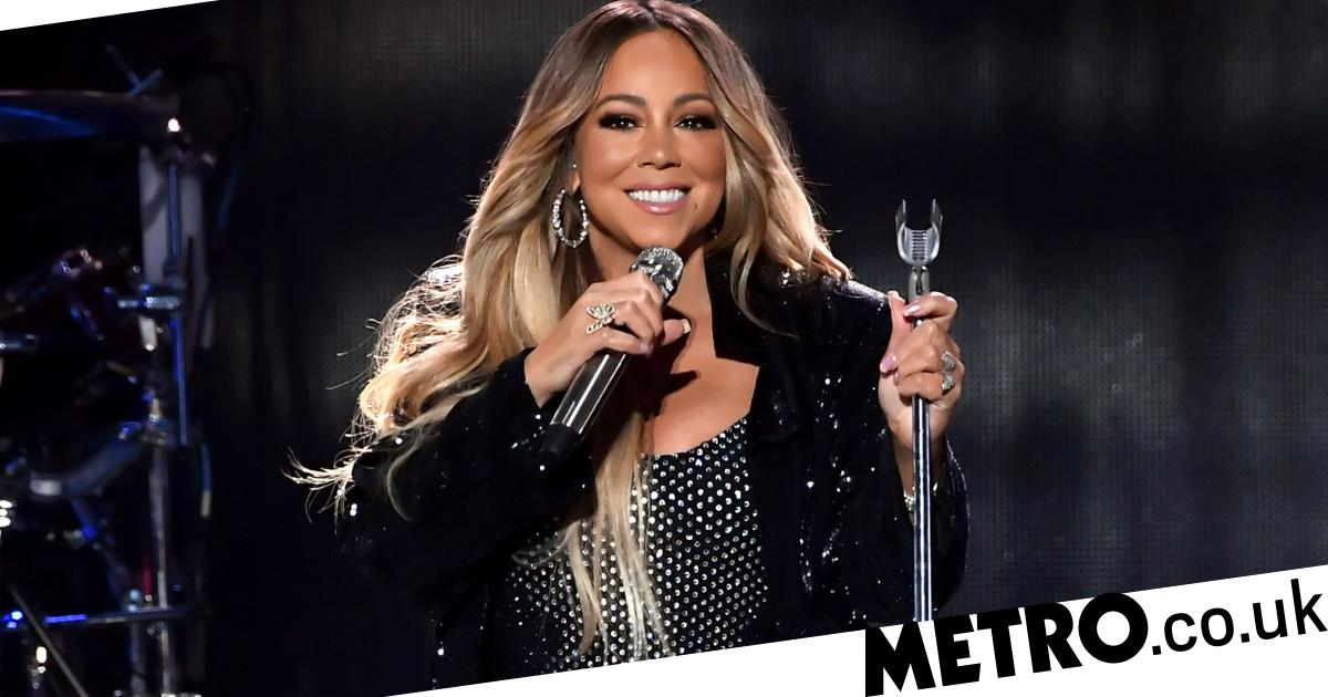 GettyImages 1037574574 1577837666 - Mariah Carey Twitter account hacked as racist slurs appear on account
