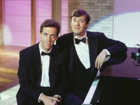 Hugh Laurie and Stephen Fry have discussed reuniting their double act for the stage