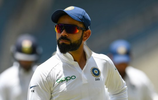 Virat Kohli is unhappy with plans to experiment with four-day Test Cricket
