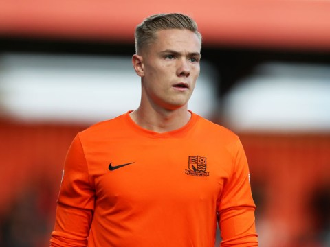 Deal close: Nathan Bishop set for transfer move to Manchester United
