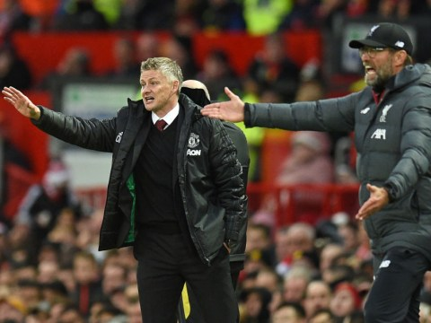 Manchester United have worked out how to play against Liverpool, says Ole Gunnar Solskjaer