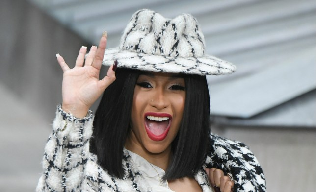 Rapper Cardi B wants to go into politics