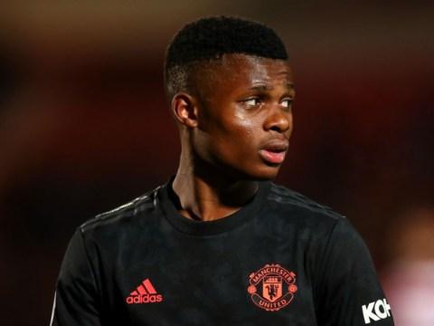 Solskjaer idenitifies two academy stars to replace Rashford and Pogba in Man Utd squad