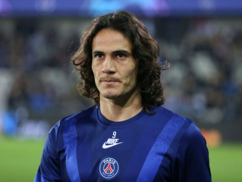 Arsenal and Manchester United submit offers to sign Edinson Cavani from Paris Saint-Germain
