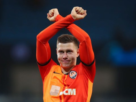Arsenal in talks to sign Mykola Matviyenko from Shakhtar Donetsk