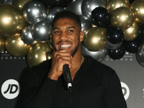 Anthony Joshua receives 'huge site offer' to fight Deontay Wilder-Tyson Fury winner