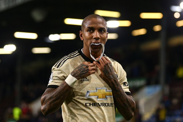 Ashley Young is set to complete a move from Manchester United to Inter Milan