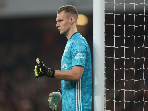 David Seaman claims Bernd Leno is currently Arsenal's best player