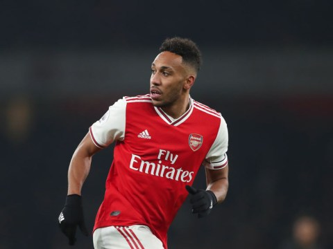 Pierre-Emerick Aubameyang breaks silence on his Arsenal future