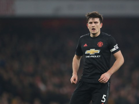 Harry Maguire names two areas Man Utd must improve in after Arsenal loss