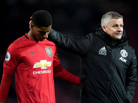 Ian Wright blames Ole Gunnar Solskjaer for Marcus Rashford injury