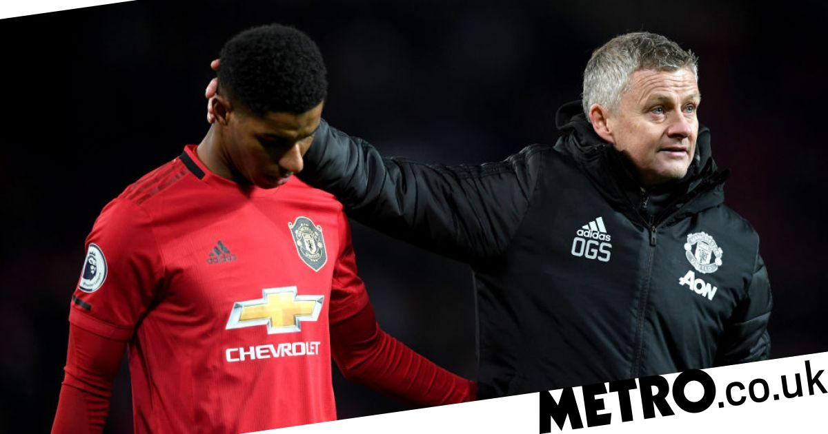 Ian Wright blames Ole Gunnar Solskjaer for Marcus Rashford injury - metro