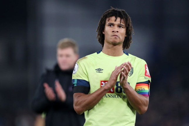 Arsenal and Chelsea transfer target Nathan Ake applauds Bournemouth fans