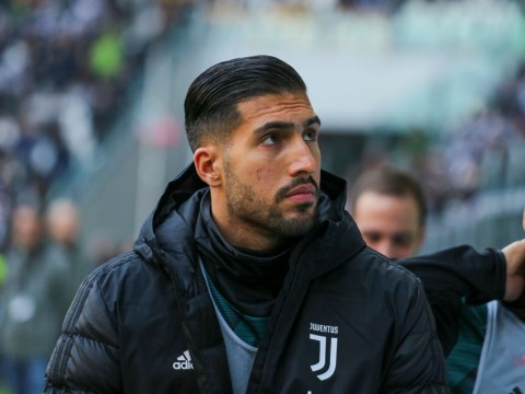Juventus director sends message to Manchester United over Emre Can transfer