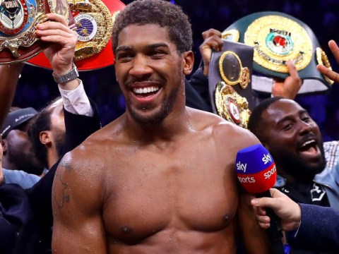Anthony Joshua vs Tyson Fury would be in Saudi Arabia not UK, admits Eddie Hearn
