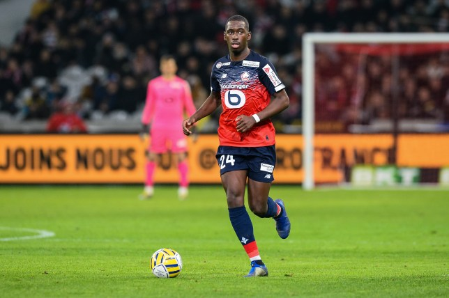 Boubakary Soumare has been linked with Chelsea and Manchester United in recent days