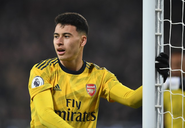 Mikel Arteta admits he was 'surprised' by Arsenal forward Gabriel Martinelli