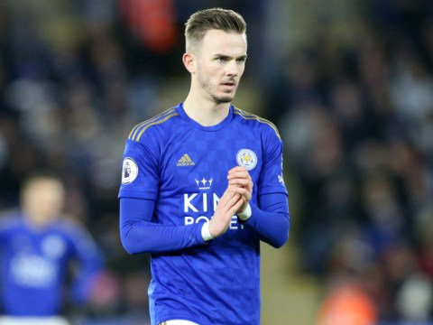 Alan Shearer would be 'amazed' if Leicester sold James Maddison to Manchester United this January