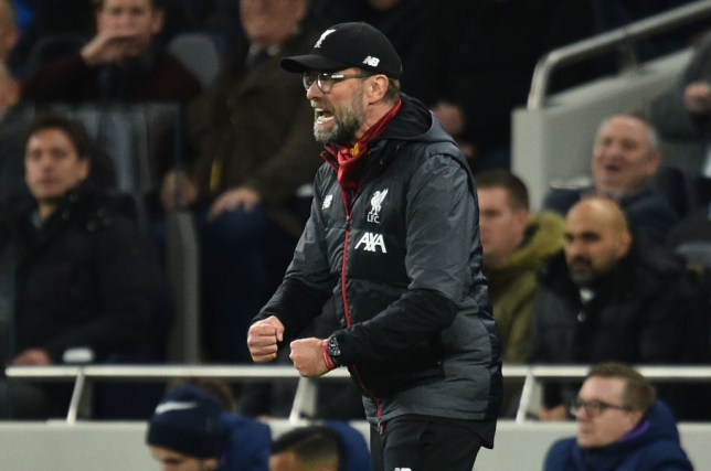 Jurgen Klopp was frustrated by his Liverpool side wasting chances to extend their lead over Tottenham