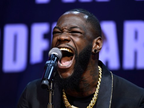 Deontay Wilder slams 'weak' Anthony Joshua and Tyson Fury over sparring offer
