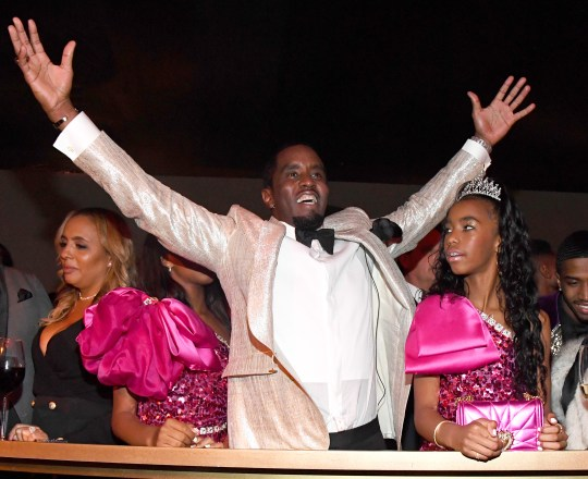 Yep, Diddy has 'officially changed his name again' and we're struggling to keep up