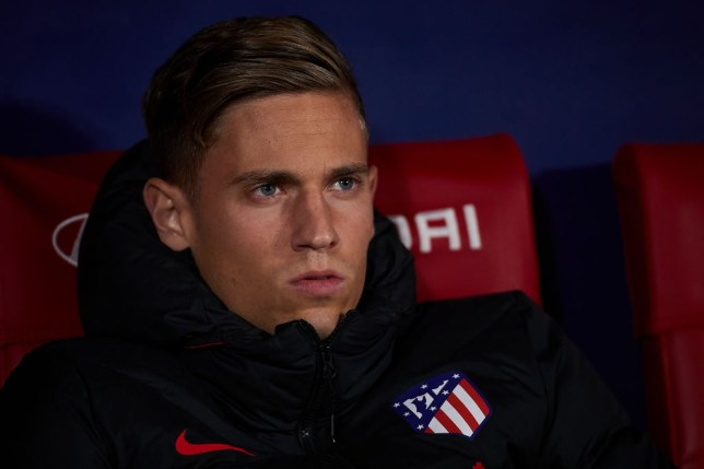 Manchester United have identified Marcos Llorente as a transfer target this January